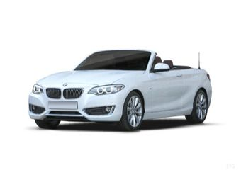 BMW Cabriolet 218d 150 ch