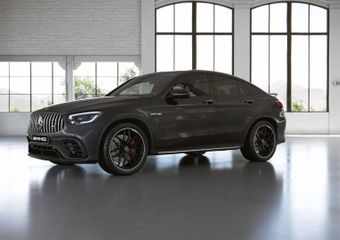 MERCEDES Classe GLC Coupé 63 S AMG 9G-MCT Speedshift AMG 4Matic+