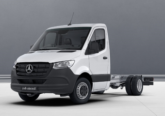 MERCEDES SPRINTER CHASSIS CAB 514 CDI 43 3.5T PROPULSION