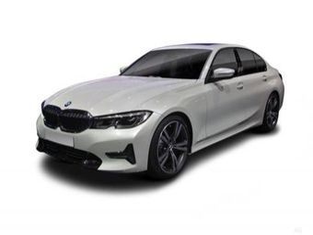 BMW 316d 122 ch BVA8