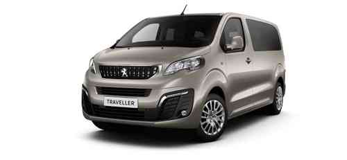 PEUGEOT Traveller Business Stand.