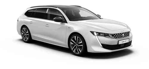 PEUGEOT 508 SW 2.0 Bl.HDI GT Line