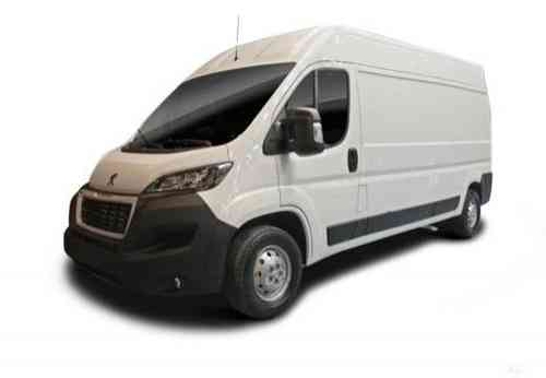 PEUGEOT Boxer 2.0 HDI 333 All s/s