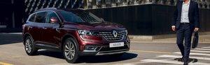 Renault Koleos, suivez vos inspirations à bord du 4*4 familial et robuste.