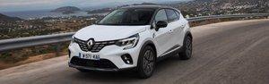 Le nouveau Renault Captur, vivez l'instant présent à bord de votre crossover urbain.