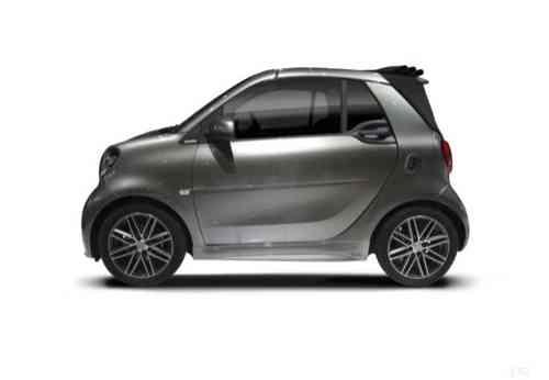 SMART Fortwo Cabrio 0.9 90 ch S&S