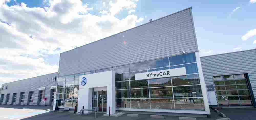 AUDI Service BYmyCAR Vienne