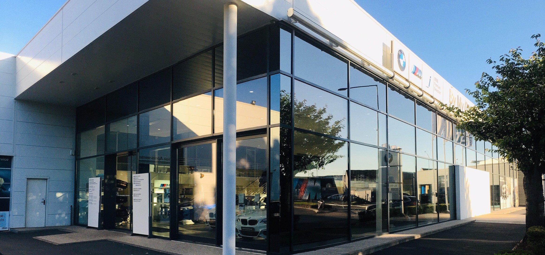 BMW BYmyCAR BAC Chennevières