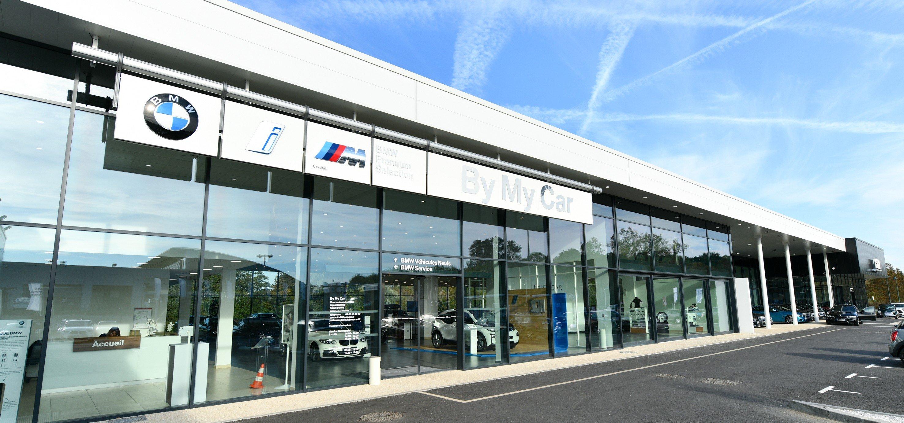 BMW BYmyCAR Marne-la-Vallée