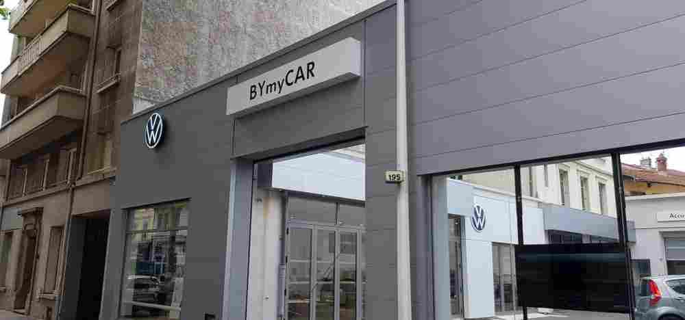 SKODA Service BYmyCAR Lyon 3