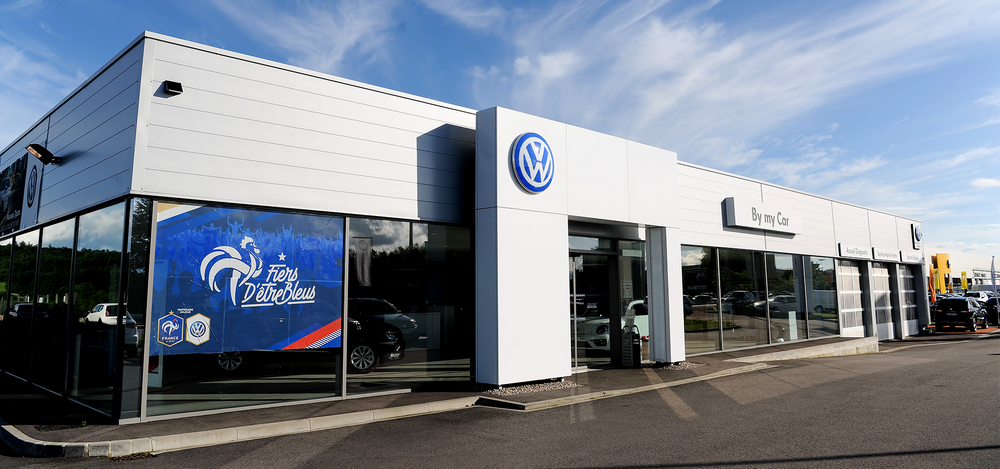 VOLKSWAGEN BYmyCAR Epinal