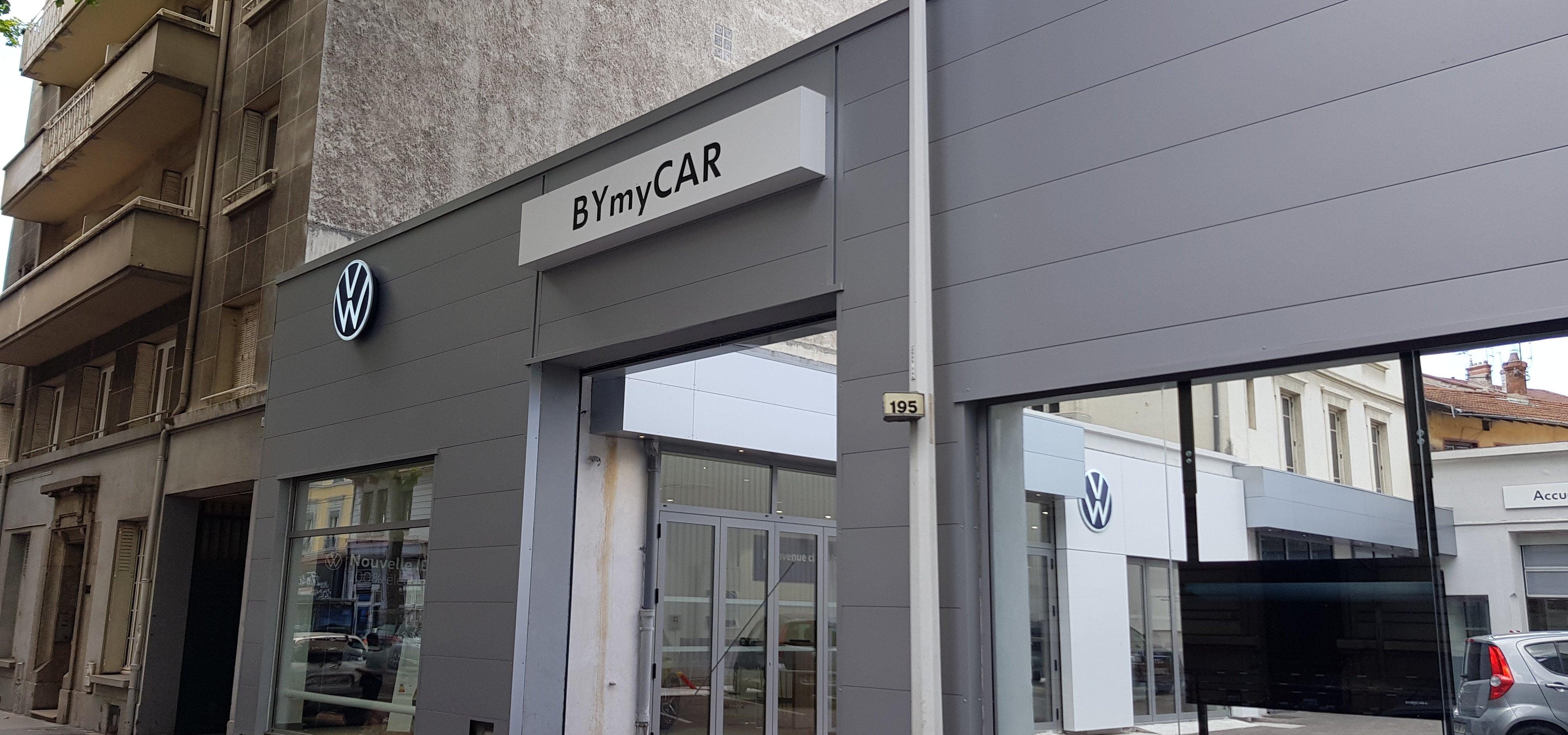 VOLKSWAGEN BYmyCAR Lyon