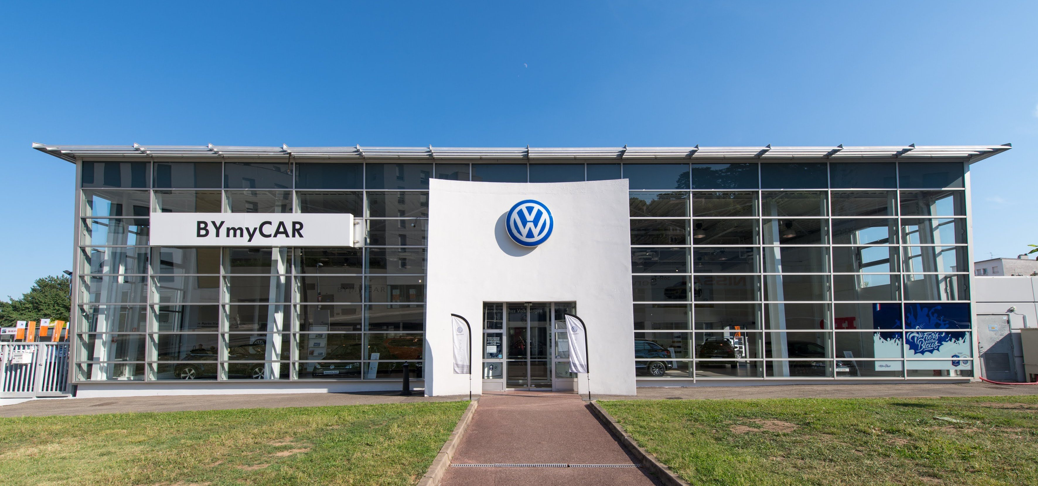 VOLKSWAGEN Utilitaires BYmyCAR Lyon Vaise