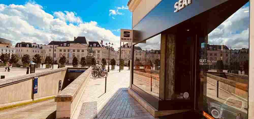 SEAT City Store BYmyCAR Orléans