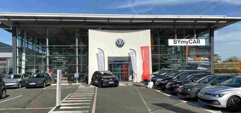 VOLKSWAGEN BYmyCAR Orléans Nord