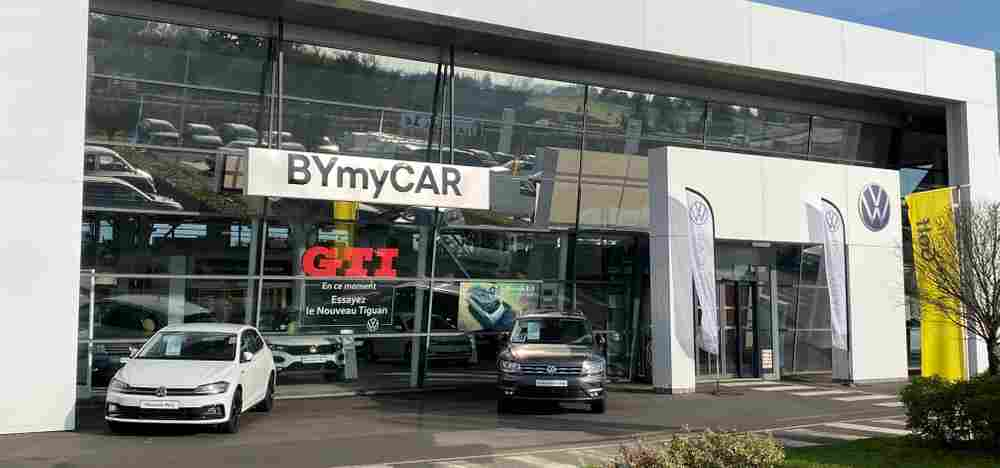 VOLKSWAGEN Utilitaires BYmyCAR Orléans