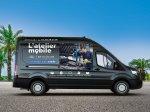 BYmyCAR Entreprises vous invite à découvrir son nouveau service : L'Atelier Mobile !
