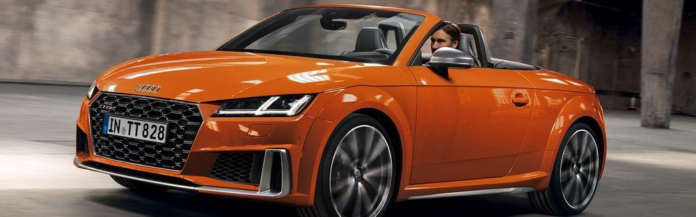 Audi Nouvelle TTS Roadster : Les Infos sur le Modèle Vente Neuf & Occasion