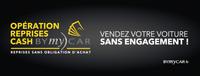 Reprise Cash BYmyCAR Savoie / Haute-Savoie