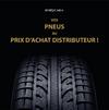 Vos pneus été ET hiver à prix d'achat distributeur chez BYmyCAR Lyon!