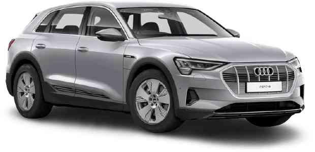 Audi e-tron 55 408 ch e-quattro Avus