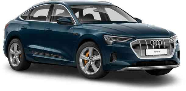 Audi e-tron sportback 55 408 ch e-quattro Avus
