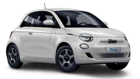 Fiat Nouvelle 500 BEV Passion 118 ch