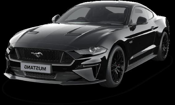 Ford Mustang V8 GT BVA 10 450 ch