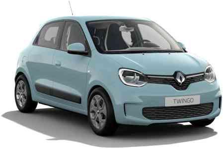 Renault Twingo ZE Zen Achat integral 81ch