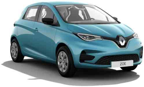 Renault Zoé life achat intégral R110